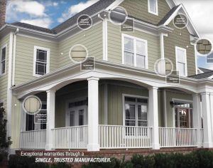 Siding Contractor Grand Blanc, Davison, Flint Michigan