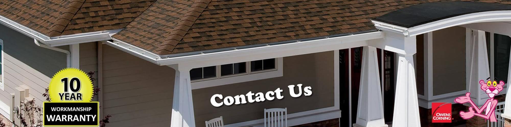 Contact Roofing Contractor Grand Blanc, Davison, Flint Michigan