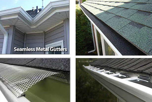 Gutter company in Grand Blanc, Davison, Flint & Burton Michigan