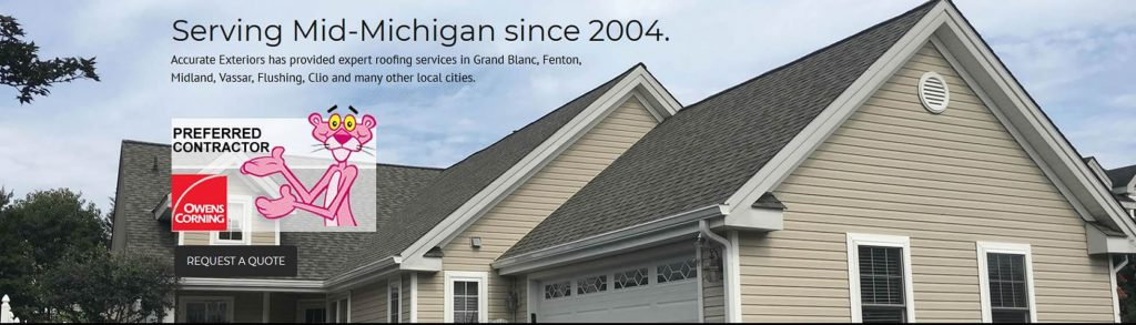 Mid-Michigan Roofing Services