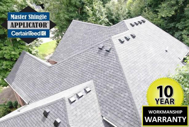 Roofing Contractor Grand Blanc, Davison, Flint Michigan