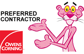 Owens Corning Roof Installers